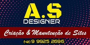 AS DESIGNER